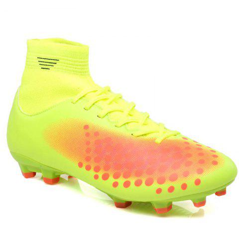 AG Football Shoes Soccer 2701C - GREEN 38