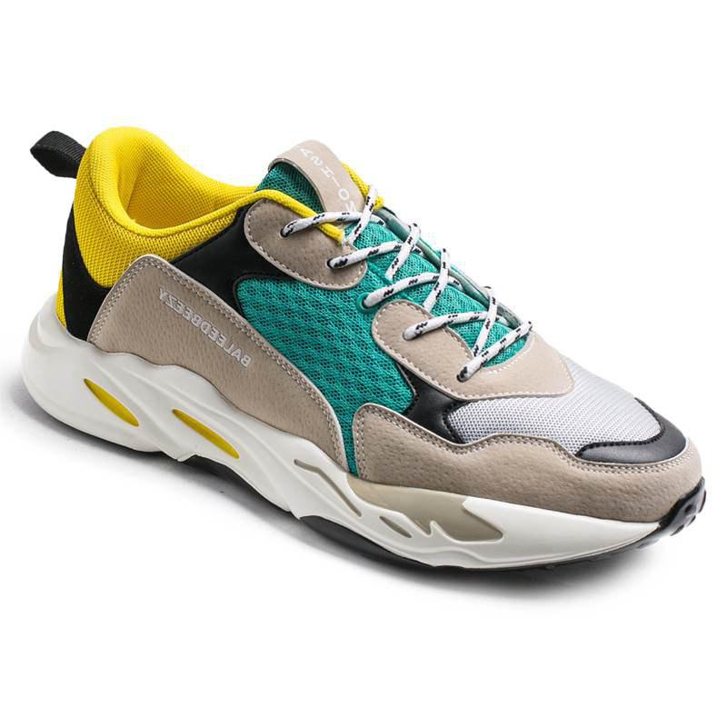 The New Simple Sports and Leisure Trend of Men'S Running Shoes - FERN 40