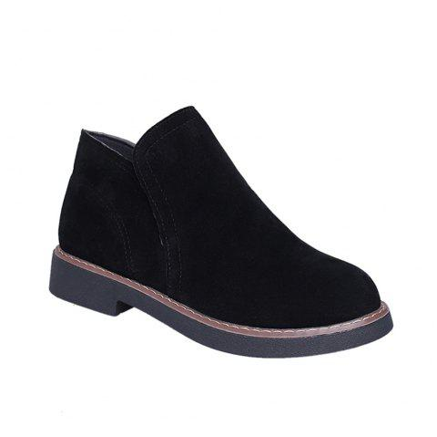All-Color Women'S Ankle Boots - BLACK 38