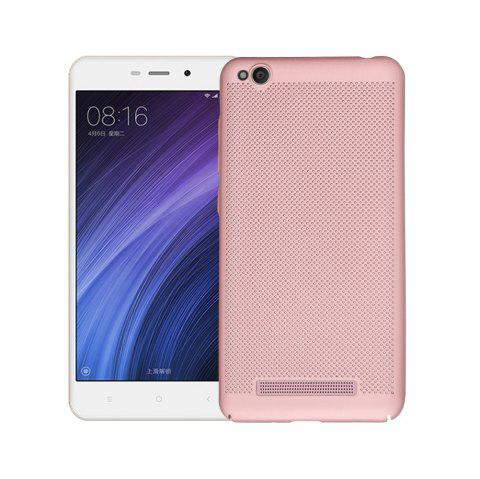 Cover Case for Redmi 4A Luxury Heat Dissipation Ultra Thin Matte hard PC - ROSE GOLD