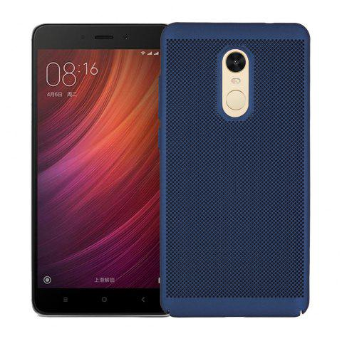 Cover Case for Redmi Note 4X / 4 Luxury Heat Dissipation Ultra Thin Matte Hard PC - BLUE