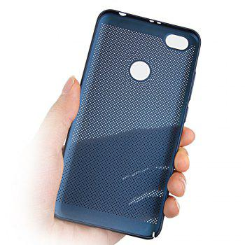 Cover Case for Redmi Note 5A Luxury Heat Dissipation Ultra Thin Matte Hard PC - BLUE