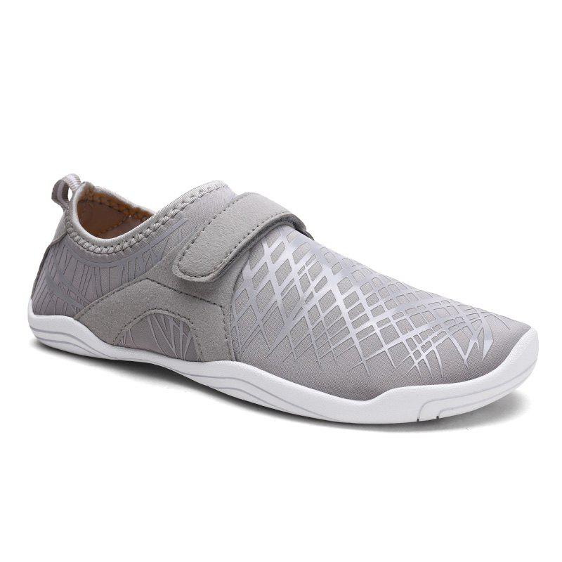 Breathable Multi-Purpose Swimming Shoes - GRAY 40