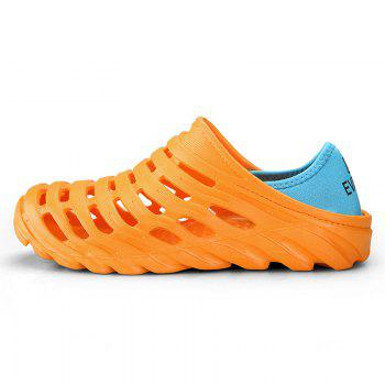 Men Light Wading Beach Shoes - YELLOW YELLOW