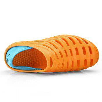Men Light Wading Beach Shoes - YELLOW 40