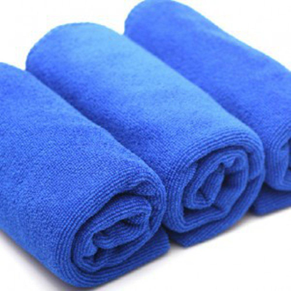 Fiber Mano Car Wash Wipe Towel - BLUE