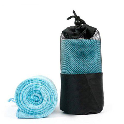 1 Piece Sports Towel Portable Pack Sweat Absorbent Fast Drying Sport Accessory - OASIS 30CM X 110CM