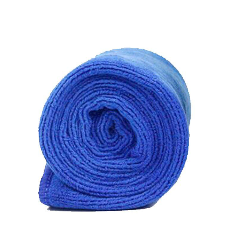 1 Piece Sports Towel Portable Pack Sweat Absorbent Fast Drying Sport Accessory - ROYAL 30CM X 110CM