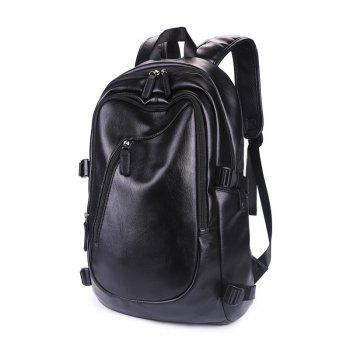 Men Large Capacity Backpack Student Rucksack Fashion