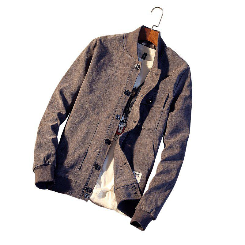 Men's Thin Section Casual Jacket