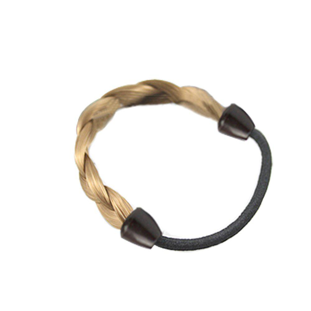 Perruque de simulation Twist Hair Ring - Or