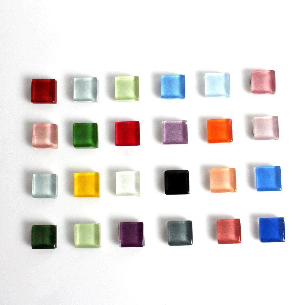 24 Pack-Fridge for whiteboard Magnets Muliticolor Cute Fun Decoration - multicolor