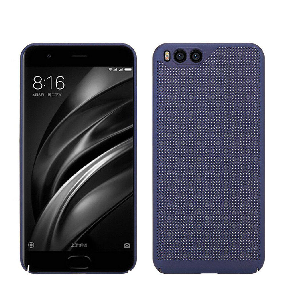 Cover Case for Xiaomi 6 Luxury Heat Dissipation Ultra Thin Matte hard PC - BLUE