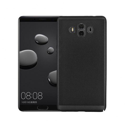 Cover Case for Huawei Mate 10 Luxury Heat Dissipation Ultra Thin Matte hard PC - BLACK