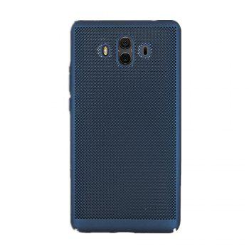 Cover Case for Huawei Mate 10 Luxury Heat Dissipation Ultra Thin Matte hard PC - BLUE