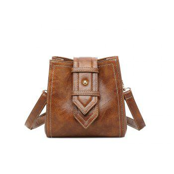 Retro Bag Small Shoulder Bags PU Leather