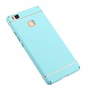 Cover Case for Huawei  P9 Lite / G9 New Turnkey Ultra-thin Injection with PC Following Art Line - GREEN