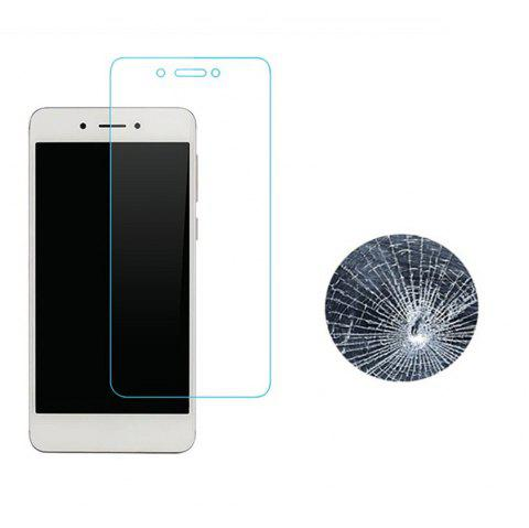 Premium Tempered Glass Screen Pri Rotector 9H Film for OPPO R3007 2PCS Transparent - TRANSPARENT
