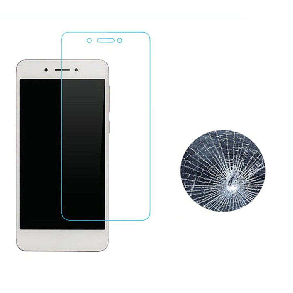 Premium Tempered Glass Screen Pri Rotector 9H Film for Meizu MX6 2PCS Transparent - TRANSPARENT