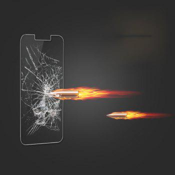 Premium Tempered Glass Screen Pri Rotector 9H Film for Meizu Pro5 2PCS Transparent - TRANSPARENT