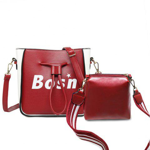 449a965dabdd Ladies Designer Purses Cross Body Crossbody Bag Trendy Bags for Women  Shoulder Bags - RED