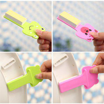 Portable Convenient To Lid Device Is Mention Toilet Set Potty Ring Handle Home Bathroom Products -  PINK