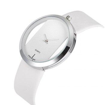 Reebonz Brand Fashion Watches Women Quartz Watch Female Wristwatches - WHITE