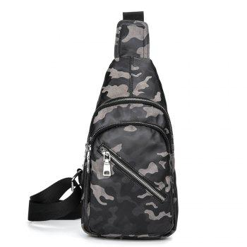 Outdoor sports chest package - CAMOUFLAGE GRAY CAMOUFLAGE GRAY