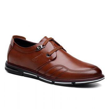 CROCODILE The New 2018 Men Casual Shoes WFX00372038 - BROWN BROWN