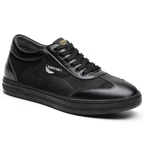 Inside Heighten The New Men's Casual Shoes 2018 WFX00372046 - BLACK 38
