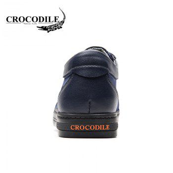 CROCODILE Inside Heighten The New Men's Casual Shoes 2018 WFX00372046 - BLUE BLUE