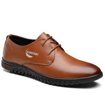 CROCODILE New Men Casual Shoes WFX00372050 - BROWN BROWN