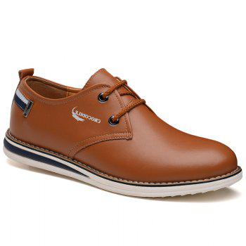 CROCODILE New Men Casual Shoes WFX00372054 - BROWN BROWN