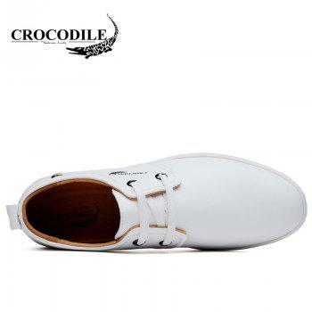 CROCODILE New Men Casual Shoes WFX00372056 - WHITE 38