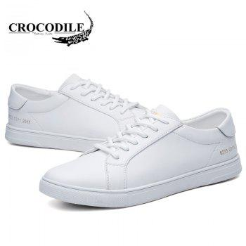 CROCODILE New Men Casual Shoes WFX00372059 - WHITE 41