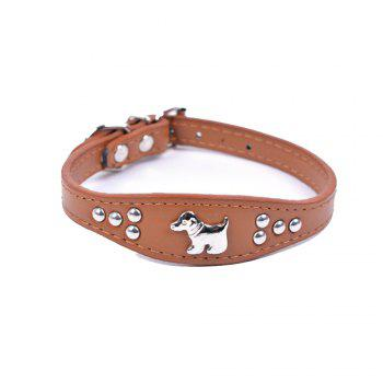 Household Small Pet Collar - BROWNIE BROWNIE