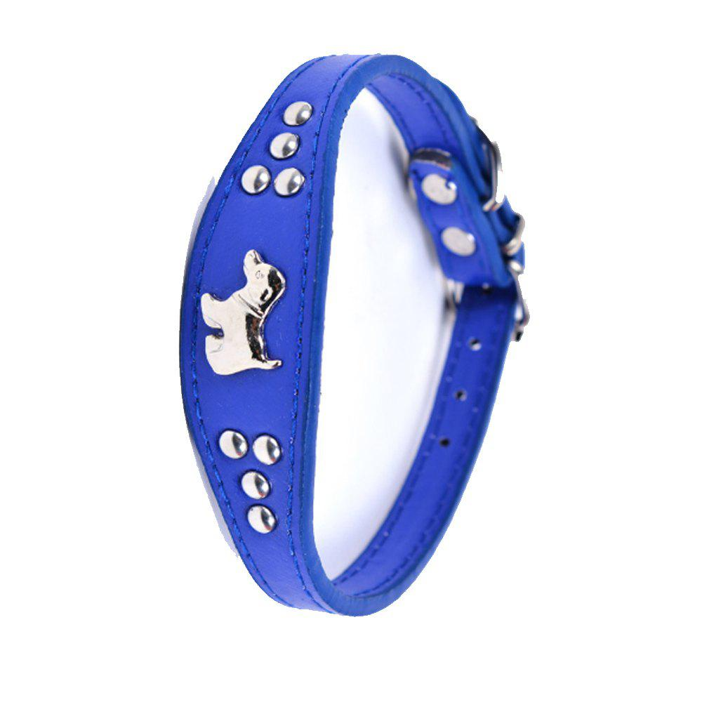 Household Small Pet Collar - BLUE