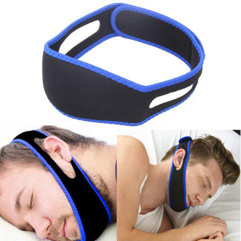 Anti Snoring Chin Strap Stop Snoring with Sleep Apnea Chin Health Sleep Aid - COLORMIX