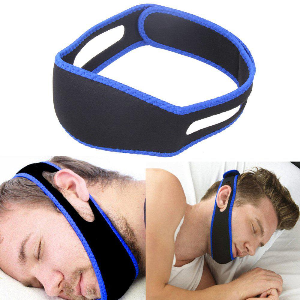 Anti Snoring Chin Strap Stop Snoring with Sleep Apnea Chin Health Sleep Aid sleep with v artifact bandage bunch of mask tyra face firming facial thin double chin