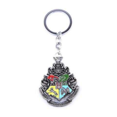 Bag Clothing Strap Phone Case Car Keychain Women Jewelry Accessories - BLACK