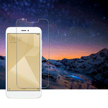 Premium Tempered Glass Screen Pri Rotector 9H Film for Samsung Galaxy A710 A7 2016 2-PCS -TRANSPARENT - TRANSPARENT