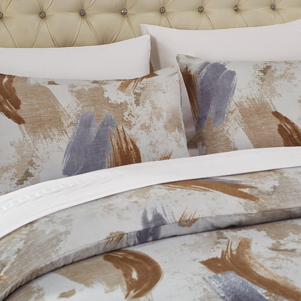 Printing Sanding Bedding Set in Vogue 03 - FLORAL QUEEN