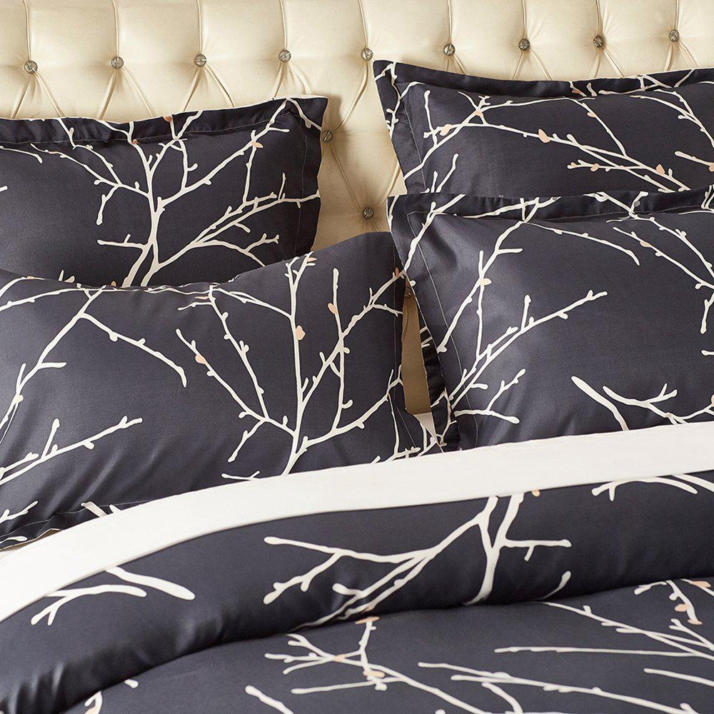 Printing Sanding Bedding Set in Vogue 12 - FLORAL KING