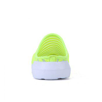 Fashion Mesh Slippers for Women - GREEN 37