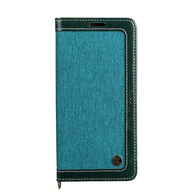 For Samsung S8 Belt Rope Wallet - GREEN