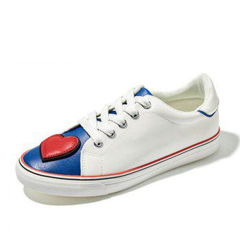 Low New Summer Magic Casual Shoes - WHITE 38