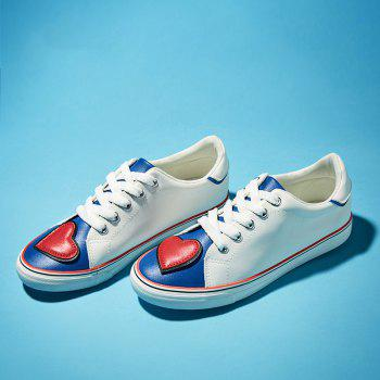 Low New Summer Magic Casual Shoes - WHITE 35