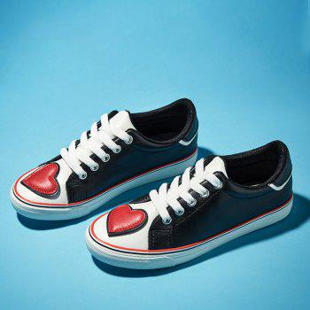 Low New Summer Magic Casual Shoes - BLACK 35
