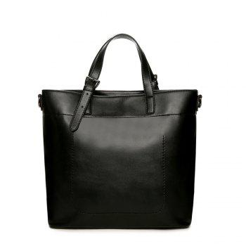 Simple Atmospheric Female commuter Shoulder Laptop Tote