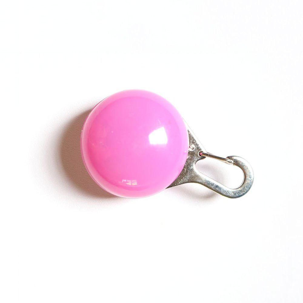Small Pet Glowing Pendant - PINK